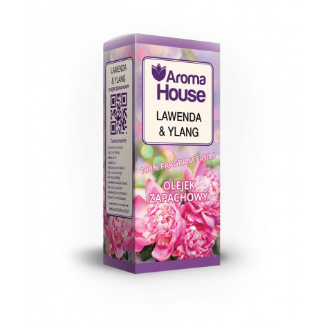 Olejek Zapachowy 12ml - Lawenda & Ylang
