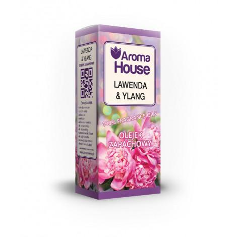 Olejek Zapachowy 10ml - Lawenda & Ylang