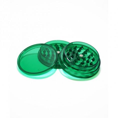 Młynek Akrylowy 6x2,5cm - Zielony