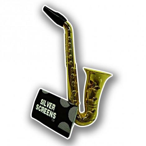 Lufka Saksofon + Sitka - 10cm