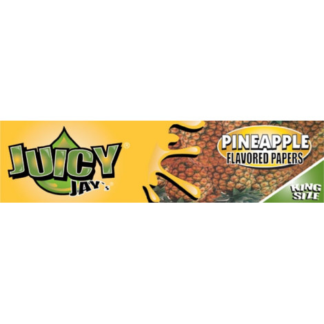 Bibułki Smakowe Juicy Jay - Ananas