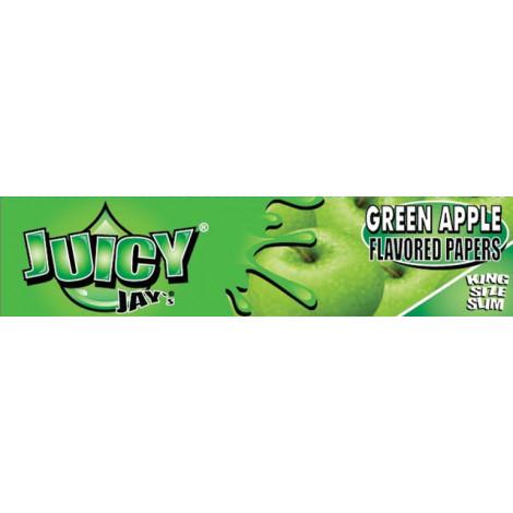 Bibułki Smakowe Juicy Jay - Jabłko