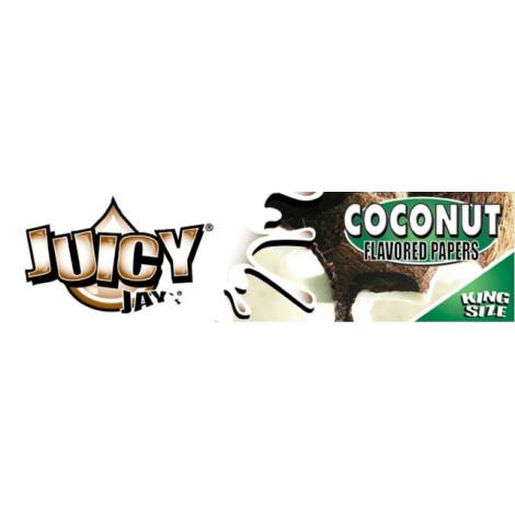 Bibułki Smakowe Juicy Jay - Kokos