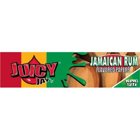 Bibułki Smakowe Juicy Jay - Rum