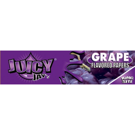 Bibułki Smakowe Juicy Jay - Winogrono