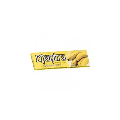Bibułki Smakowe MANTRA - Banan