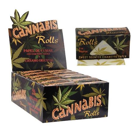Bibułki Cannabis Rolls