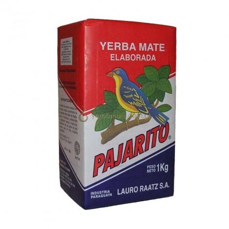 Yerba Mate - Pajarito Tradicional Elaborada 1kg