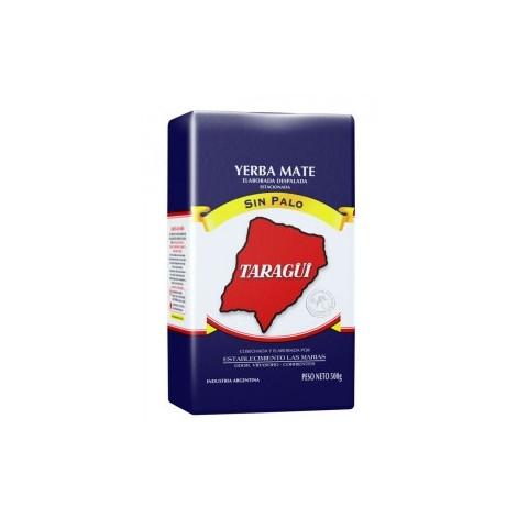 Yerba Mate - Taragui Sin Palo (Despalada) 0,5kg