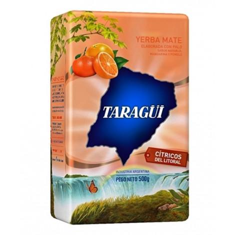Yerba Mate - Taragui Citricos del Litoral (Cytrusowa) 0,5kg