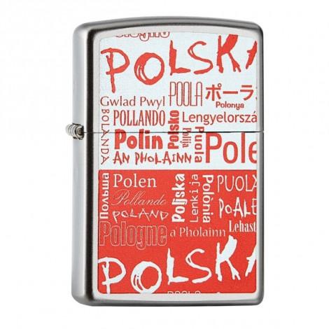 Zapalniczka ZIPPO Polska - Pols In Languages