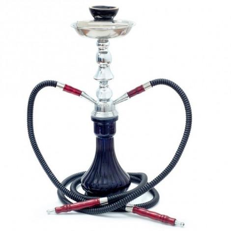 Shisha Oasis Tahira 2W -  44cm czarna