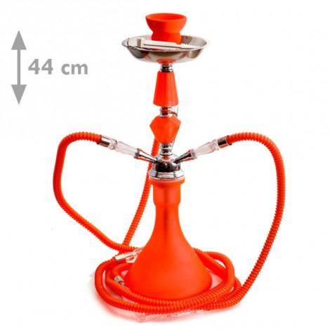 Shisha Oasis Maisa 3W -  45cm pomarańcz