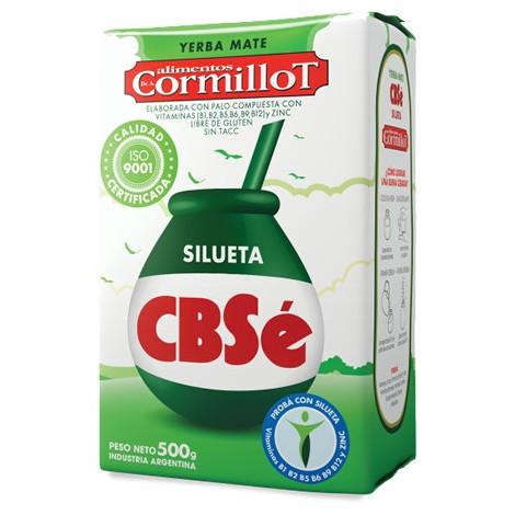 Yerba Mate - CBSe Silueta Odchudzająca 0,5kg
