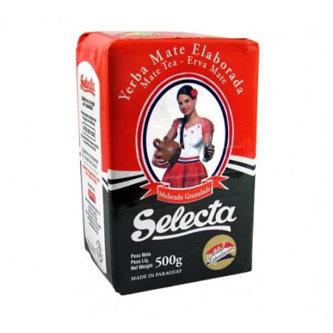 Yerba Mate - Selecta Tradicional 0,5kg
