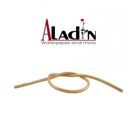 Wąż do Shishy Silikonowy Aladin 150cm - Złoty