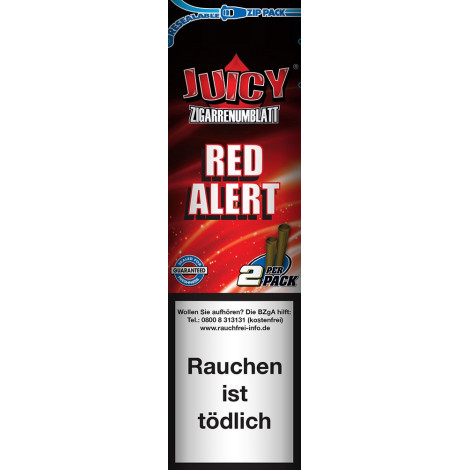Juicy Blunts -  Red Allert (Truskawka)