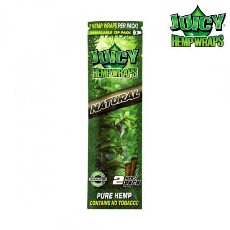 Juicy Hemp Konopny Wrap - ORIGINAL (czysta Konopia)