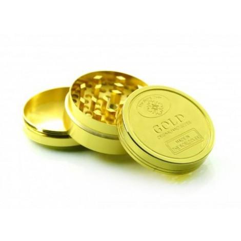 Młynek Metalowy GOLD  5x3,5cm