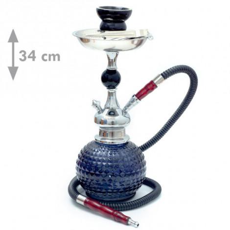 Shisha Oasis Nabila -  35cm czarna