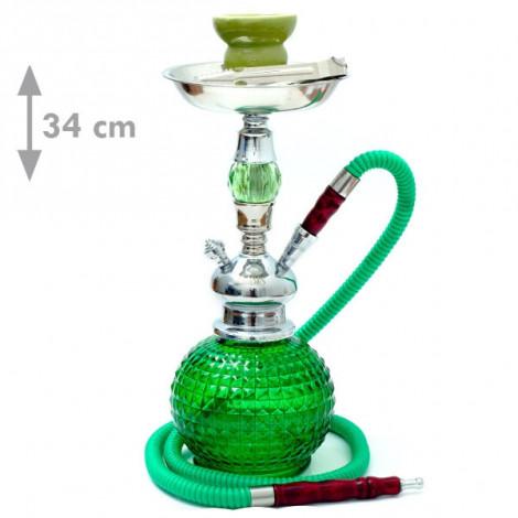 Shisha Oasis Nabila -  35cm Zielona