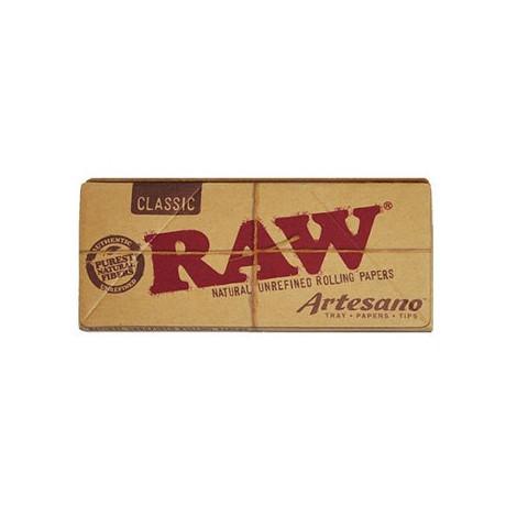 Bibułki RAW Slim Artesano