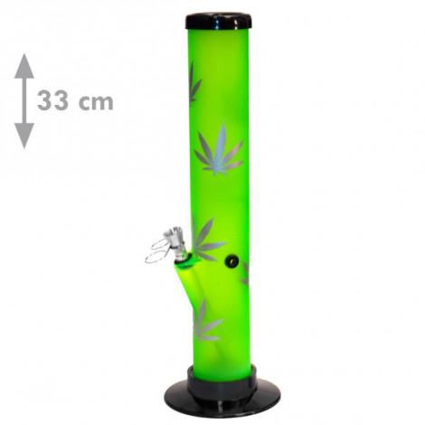 Bongo Akrylowe Green Leaf - 23cm