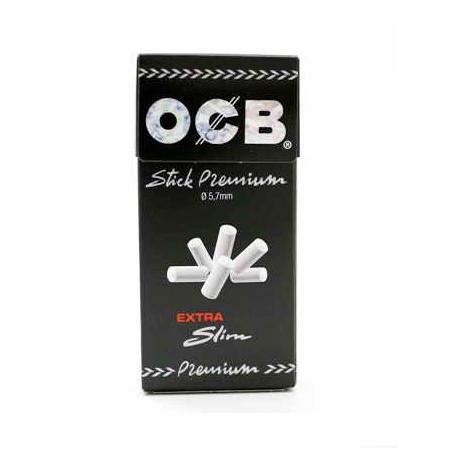 Filterki Papierosowe OCB Extra Slim - 120szt