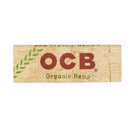 Bibułki OCB Organic Hemp Krótkie