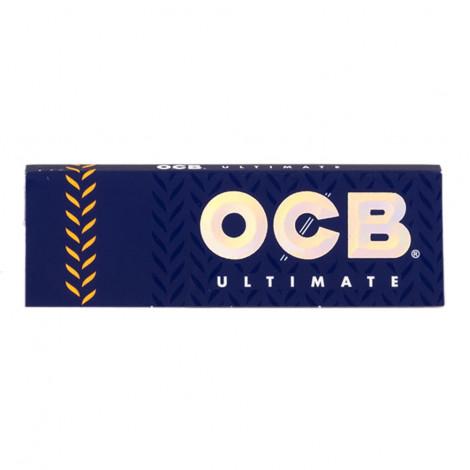 Bibułki OCB Ultimate - Krótkie