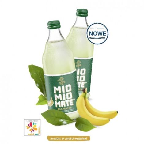 Mio Mio Mate Bananowe - 0,5L