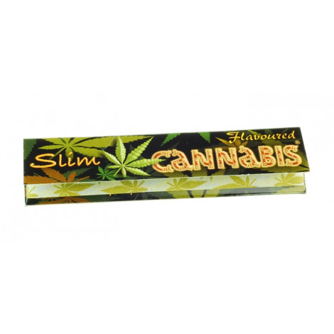 Bibułki Cannabis Slim