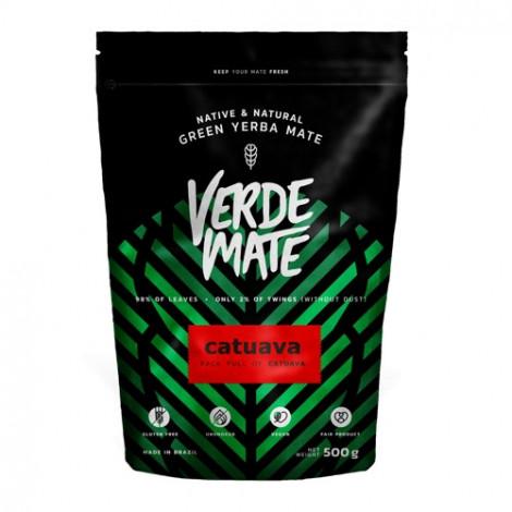 Yerba Mate - VERDE MATE Katuava 0,5kg