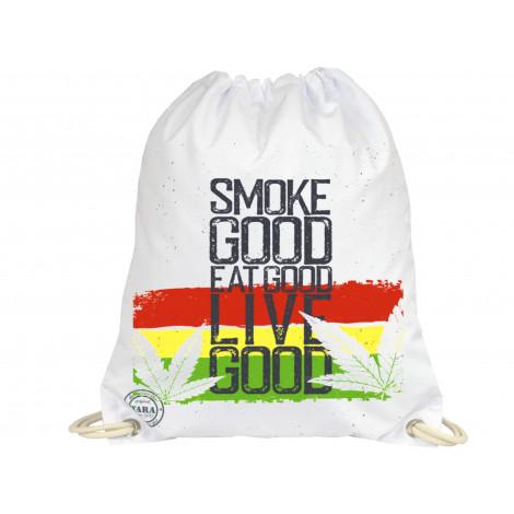 Wodoodporny Worek Plecak - Smoke Good