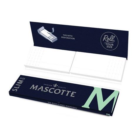 Bibułki Mascotte Slim + Filtry