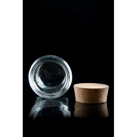 Szklany Pojemnik na Weed - I LOVE THC