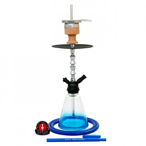 Shisha AMY - 050 Little Starfox Blue 53cm
