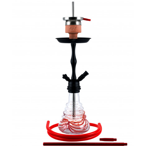 Shisha AMY - 440 CLICK Red  55cm