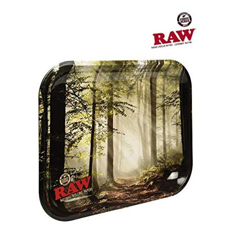 Tacka do skręcenia RAW Rolling Tray Forest