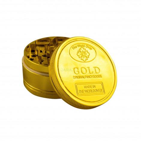 Młynek Metalowy - Gold Small