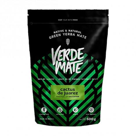 Yerba Mate - VERDE MATE Cactus 0,5kg