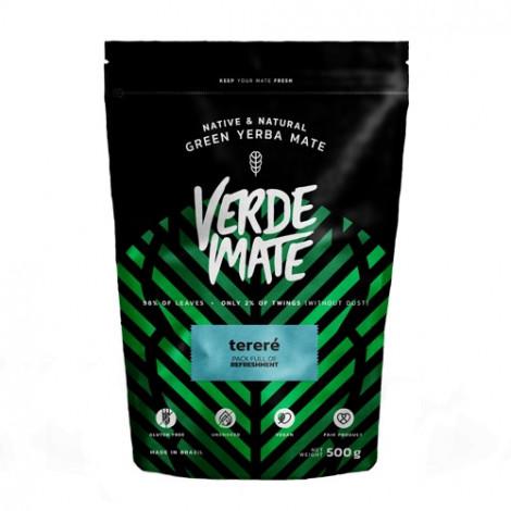 Yerba Mate - VERDE MATE Terere 0,5kg