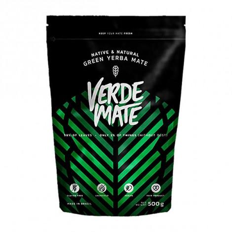 Yerba Mate - VERDE MATE Despalada 0,5kg
