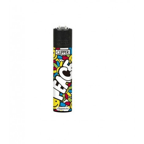 Zapalniczka Clipper - HIPPIE COOL 5