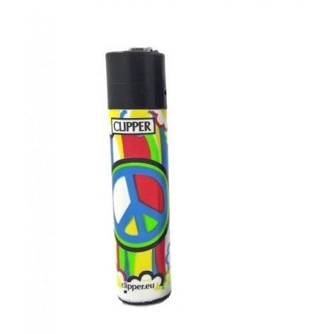 Zapalniczka Clipper - HIPPIE COOL 9