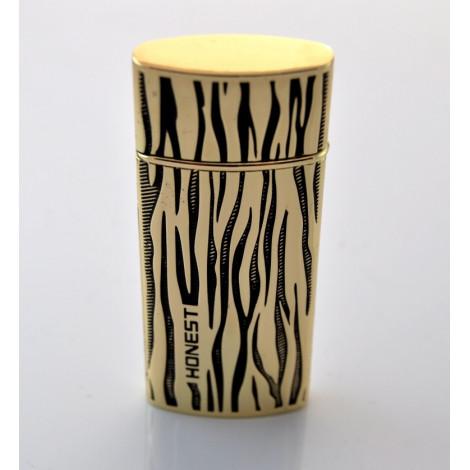Zapalniczka Elektryczna Zebra - Złota & Czarna