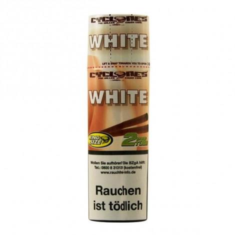 Skręcony Wrap Cyclones 2szt - White (Biała Czekolada)