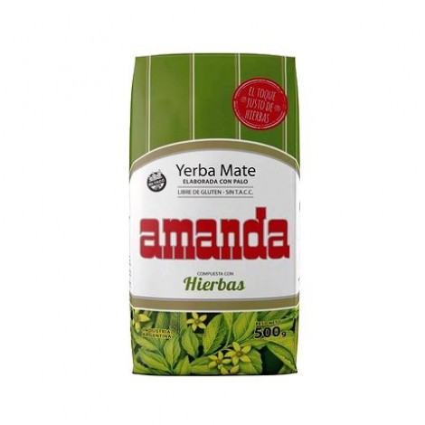 Amanda Con Hierbas - 0,5kg