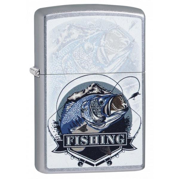 Zapalniczka ZIPPO Bass Fishing Design