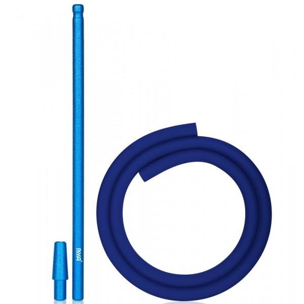 Wąż do Shishy Sylikonowy + Ustnik - MYA STICK Blue